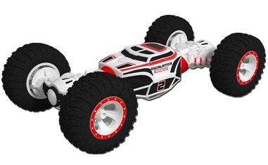 Ninco RC Racers Escalator omkeerbare stuntauto 35 cm wit