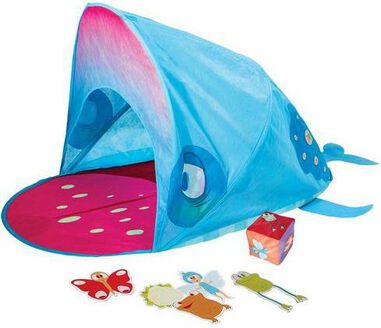 Speeltent Big It Up Get Whale Soon 130x60x60 cm (225WHE01E)