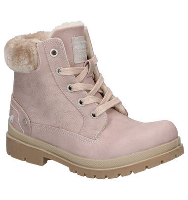 Mustang Roze Boots