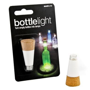 Suck UK Bottle Light