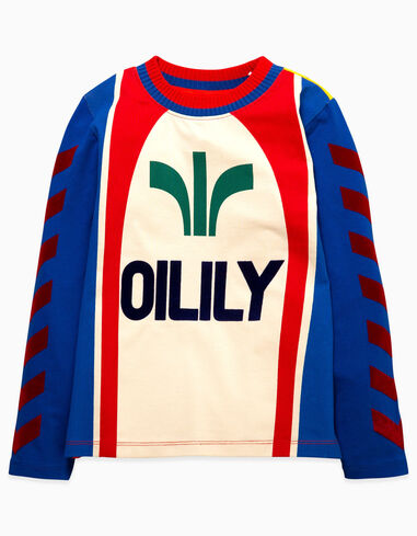 Oilily Top shirt olympic - blauw