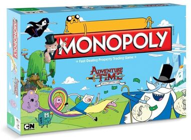 Monopoly Adventure Time (en)