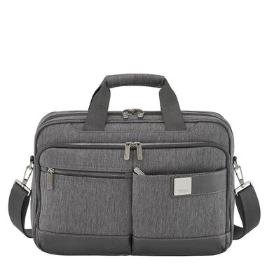 "Titan Power Pack 13"" Laptopbag S expandable mixed grey"