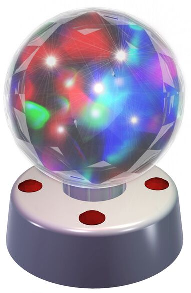 Discobal Party FunLights 10 cm