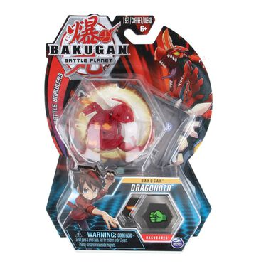 Bakugan Basic Booster - Dragonoid