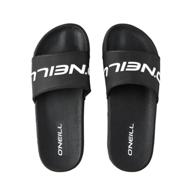 O'Neill badslippers logo - black out