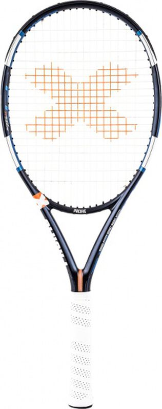 tennisracket BXT Speed blauw gripmaat L2