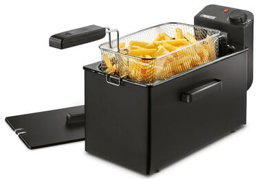 PRINCESS 182727 BLACK FRYER 3L - Friteuse 3 liter - 2000W