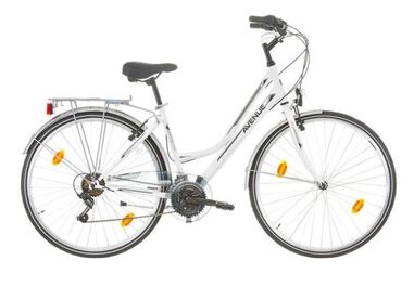 Avenue 28 Inch 46 cm Dames 18V V-Brake Wit