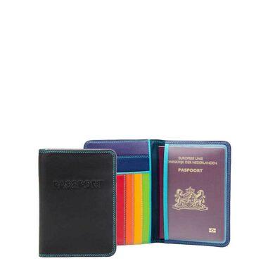 Mywalit Accessories Passport Cover black/pace