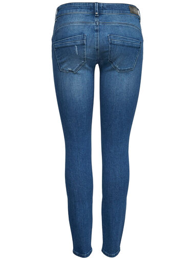 Only Skinny jeans Dylan low enkel push-up