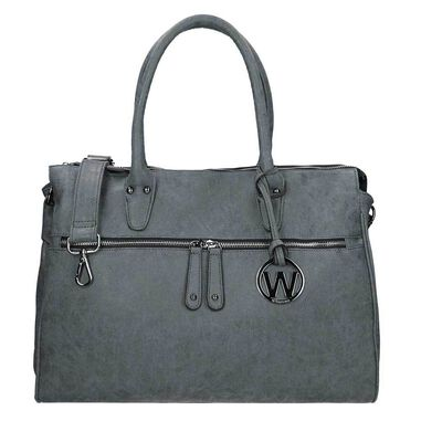 Wimona Fabiana Dames Laptoptas dark blue
