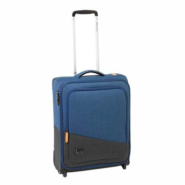 Roncato Adventure 2 Wheel Trolley 55 navy