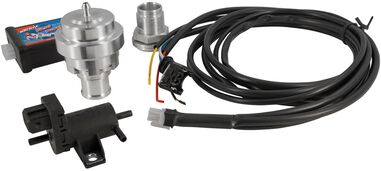 AutoStyle Blow Off Valve-kit voor turbo diesel-motoren 6-delig