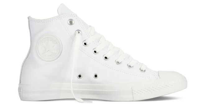 Converse All stars leather hoog 1t406