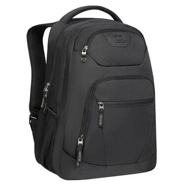 "Ogio Gravity Laptop Rugzak 17"" black"