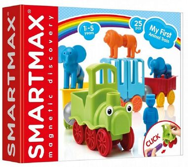 SmartMax My First Animal Train - 25 pcs