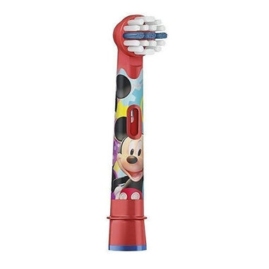 Oral-B Stages Power Kids Mickey Mouse EB10-4 - 4 stuks - Opzetborstels