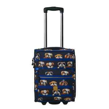 Pick & Pack Cute Dogs Kindertrolley midnight blue multi