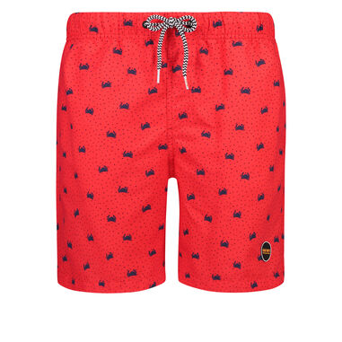 Shiwi Zwemshort 4192111127 310 melon red rood