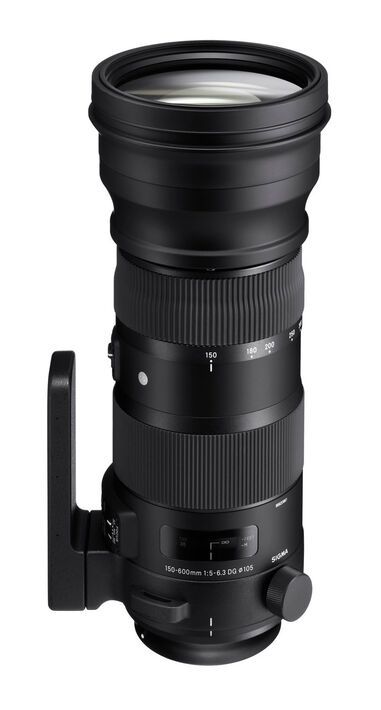 Sigma 150-600mm F/5-6.3 DG OS HSM I Sports Canon