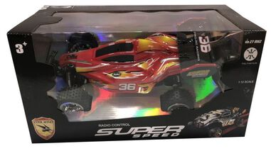 RC Models Braet 1:12 RC Car 4 Canals Red