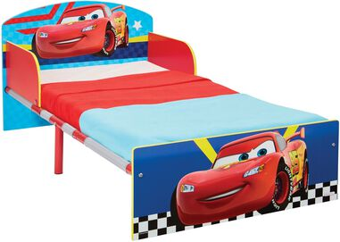 Bed Kind Cars 143x77x59 cm