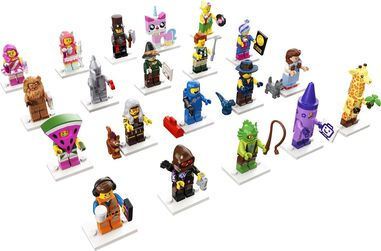 LEGO 71023 Mini Figures LEGO Movie 2