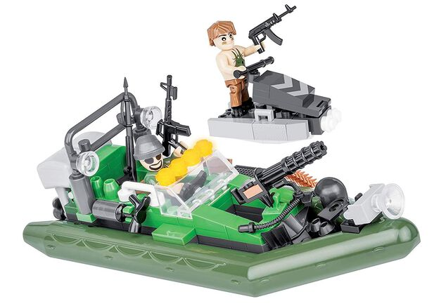 Cobi Small Army Water Patrol bouwset 140-delig 2163