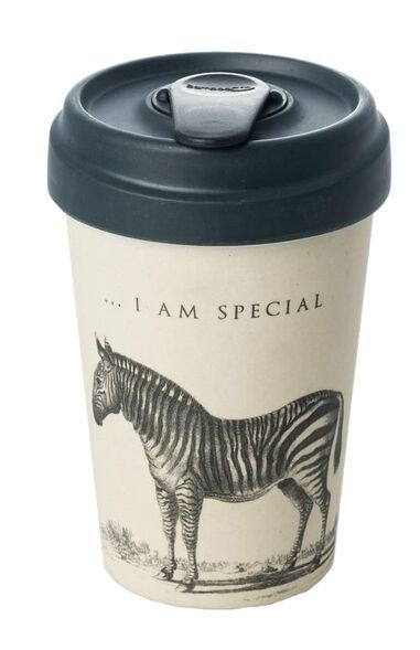 Chic.Mic drinkbeker BambooCUP* I am Special 400 ml
