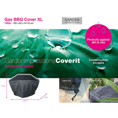Garden Impressions Gas barbecuehoes XL