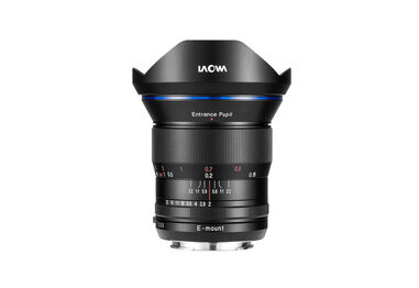 Venus Optics LAOWA 15mm f/2 ZERO-D Lens voor Nikon Z