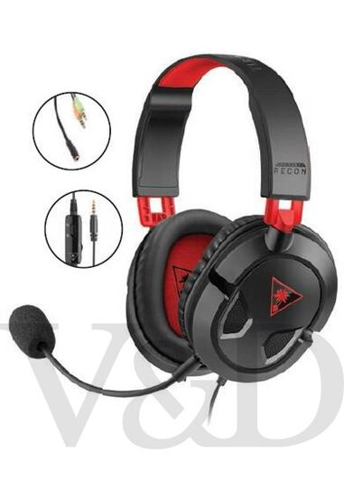 Earforce gaming headset Recon 50 (Turtle beach)