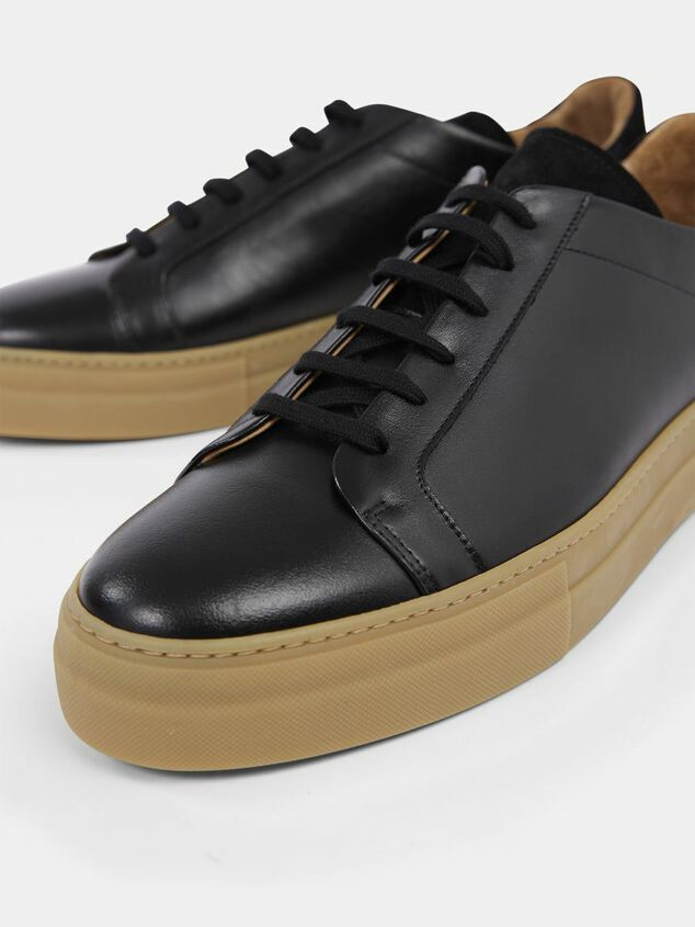 J.LINDEBERG Sneakers Signature Leather