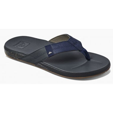 Reef Slipper men cushion bounce phantom tan navy
