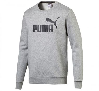 Puma - Heren Sweaters Basic  Sweat Grijs