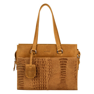 Burkely About Ally Handbag S ochre yellow