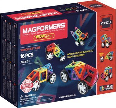 Magformers Wow set 16-delig