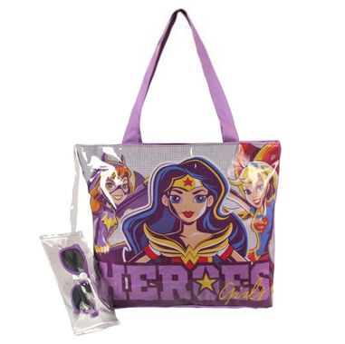 Cerda shopper Super Hero Girls 4,5 liter multicolor