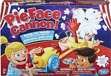 Slagroom Snoet / Pie Face Cannon