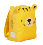 A Little Lovely Company rugzak Tijger junior 5,5 liter polyester geel