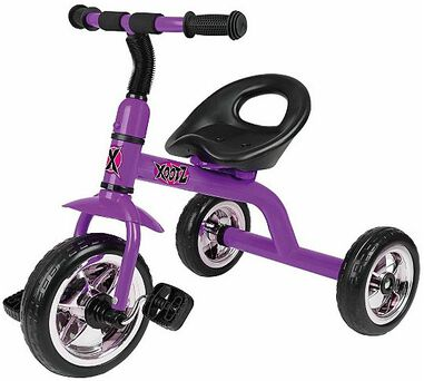 driewieler Trike Junior Paars