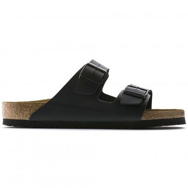Birkenstock Slipper kids arizona bf black narrow zwart