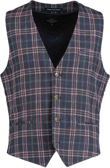Born with Appetite Appetite gilet 19111kr36/240 blue blauw