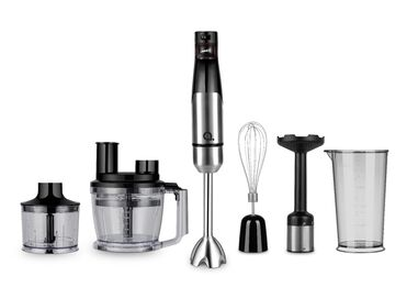 Andersson HDB 3.2 – RVS Staafmixer met accessoires  - 1000 W