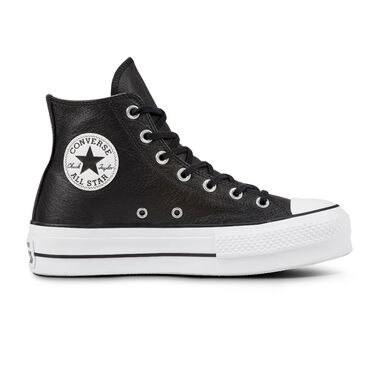 Converse All stars lift clean 561675c / wit zwart