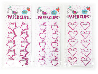 Summer fun paperclips funny style