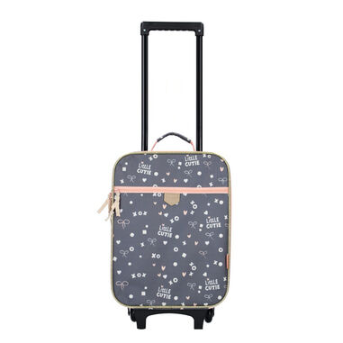 Kidzroom Fearless Trolley Koffer grey