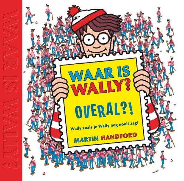 Waar is Wally? Overal?!