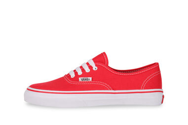 Vans Unisex Sneakers Authentic Rood
